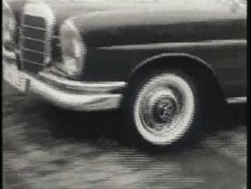 """Historischer Werbefilm Mercedes Benz """"Was ist Qualität?"""""""