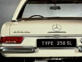 Mercedes-Benz Fascination W113 Pagoda SL Documentary (English)