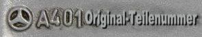 Original-Teilenummer