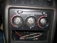 W123 Schalterschalen 2.Serie-Kunststoff_2501