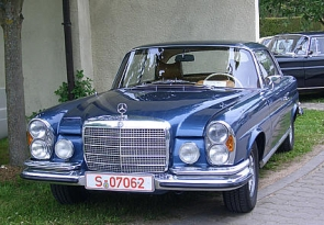 W 111 Coupe Typ 280 SE 3.5
