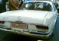 W 112 Coupe Typ 300 SE