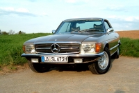 W 107 Coupe Typ 350 SLC